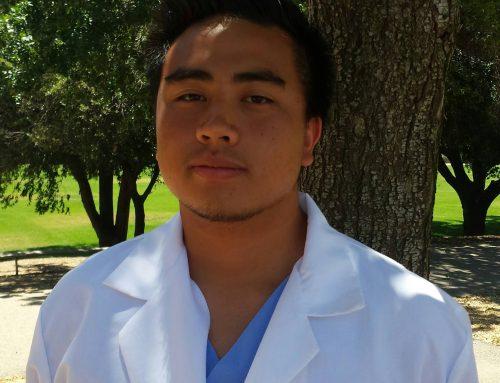 Sean Cabanlit – 2014 Pedrozzi Scholar