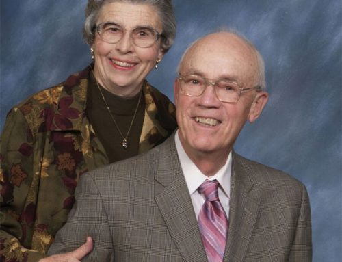 Howard and Elaine Storms, Pedrozzi Donors