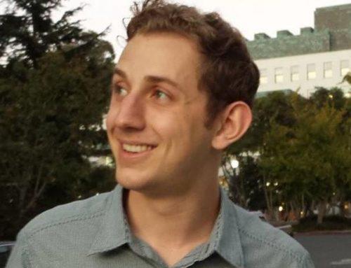 John Stuart- 2014 Pedrozzi Scholar