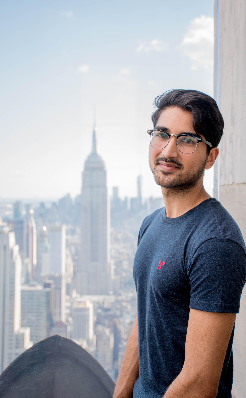 Sajan Patel – 2014 Pedrozzi Scholar