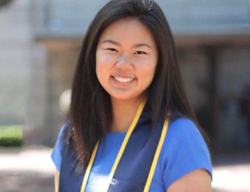 Selena Shang – 2013 Pedrozzi Scholar