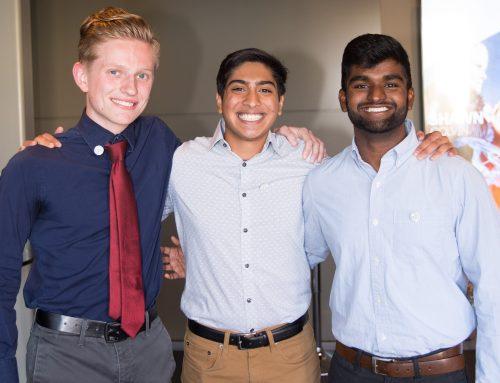 $412,000 Awarded to 2018 Pedrozzi Scholars