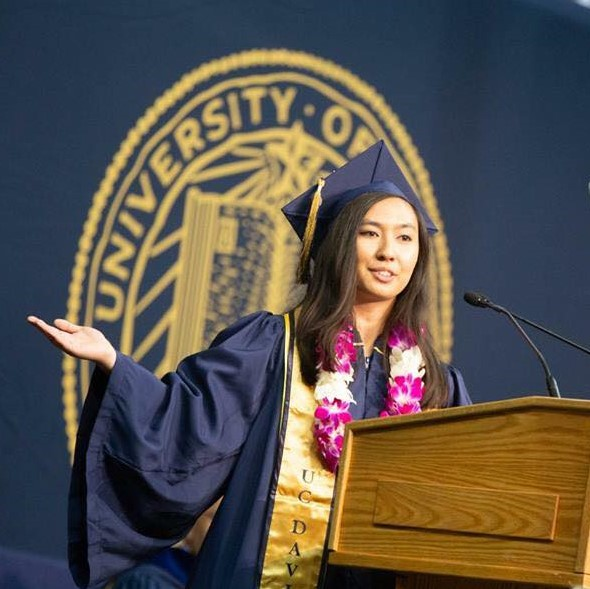 Emily Eijansantos – 2014 Pedrozzi Scholar