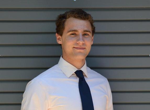 Benjamin Smith – 2016 Pedrozzi Scholar