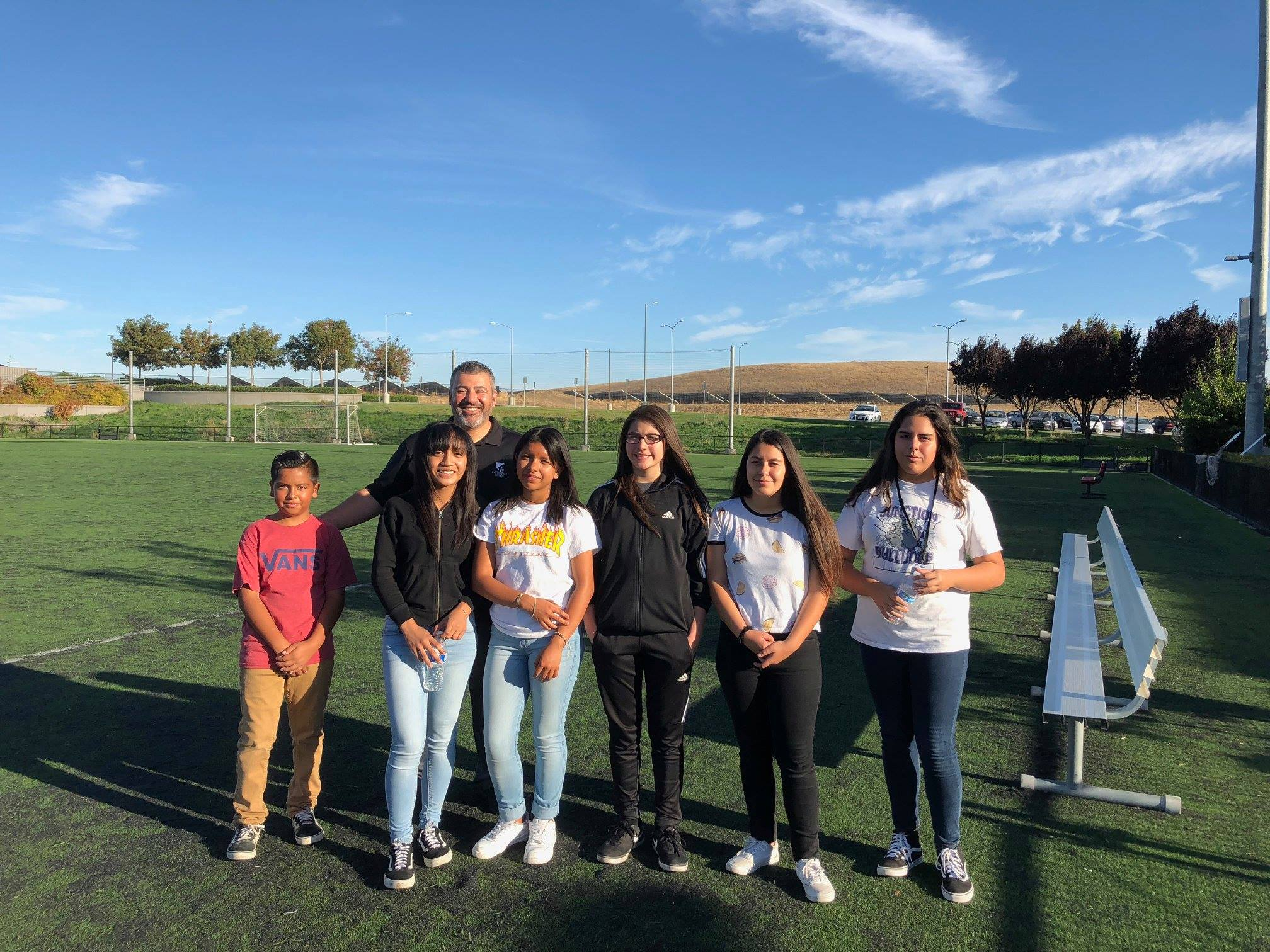Pedrozzi Young Scholars – Eighth Graders Tour of LPC