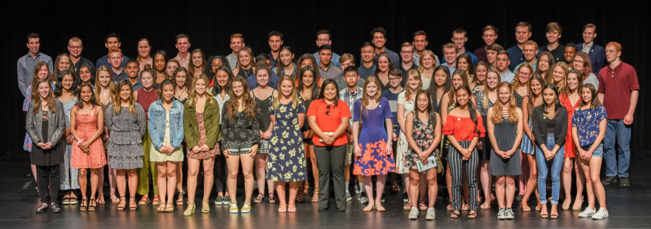 $443,500 Awarded to 2019 Pedrozzi Scholars