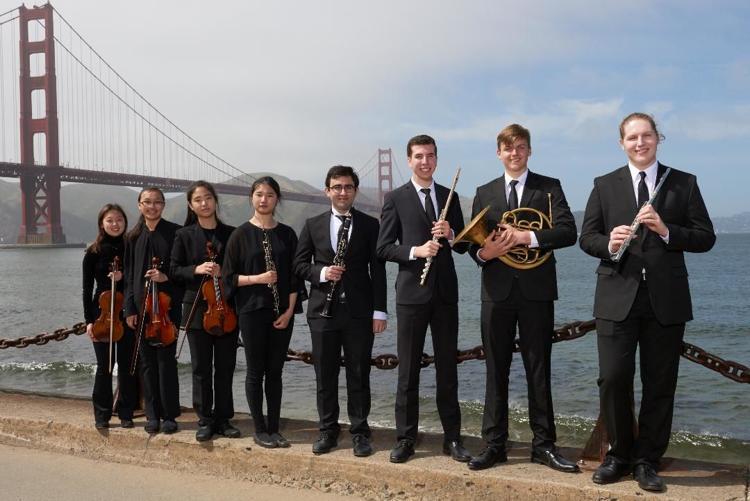 Pedrozzi Scholar Returns From Youth Orchestra European Tour