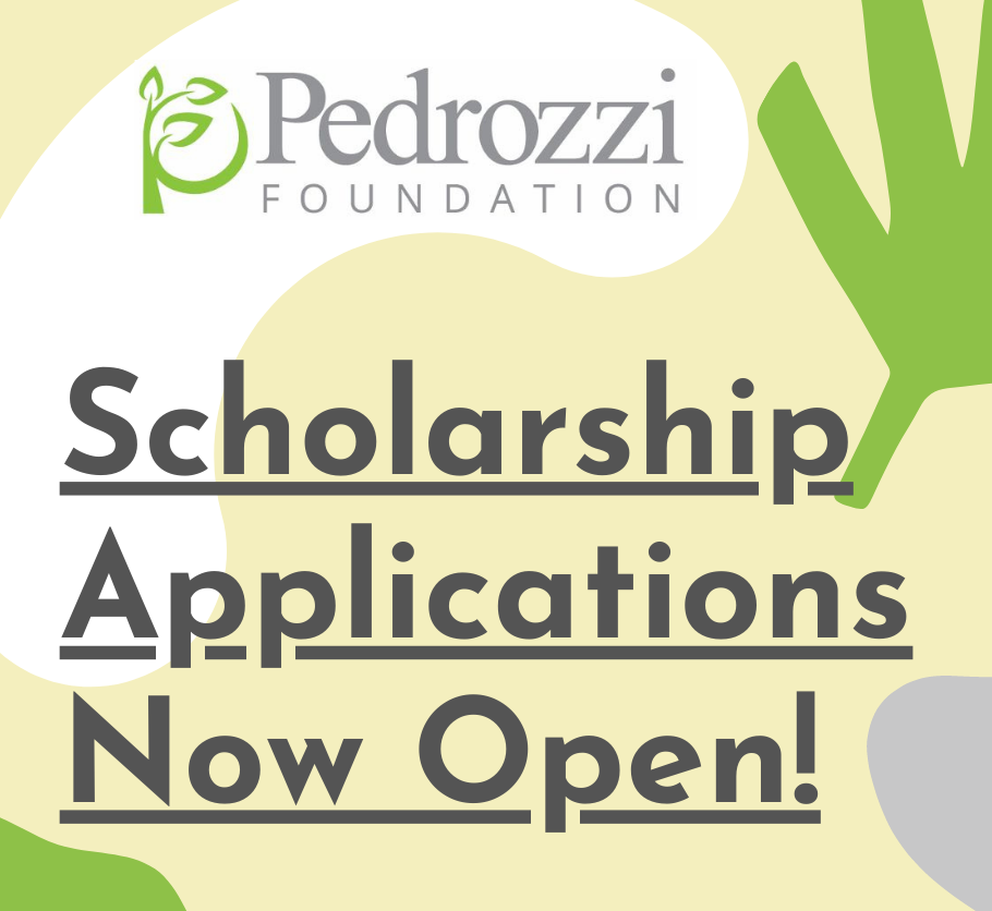 2021 Scholarship Applications Due March 2