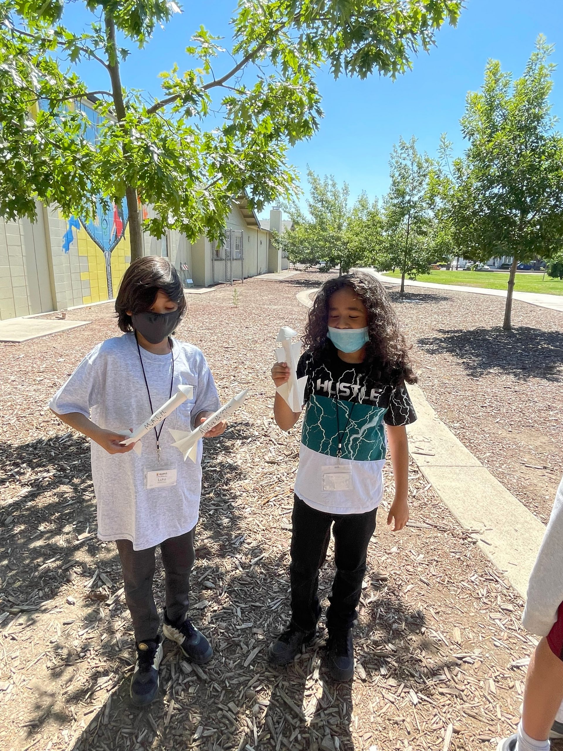 Pedrozzi Young Scholars – Volts and Bolts